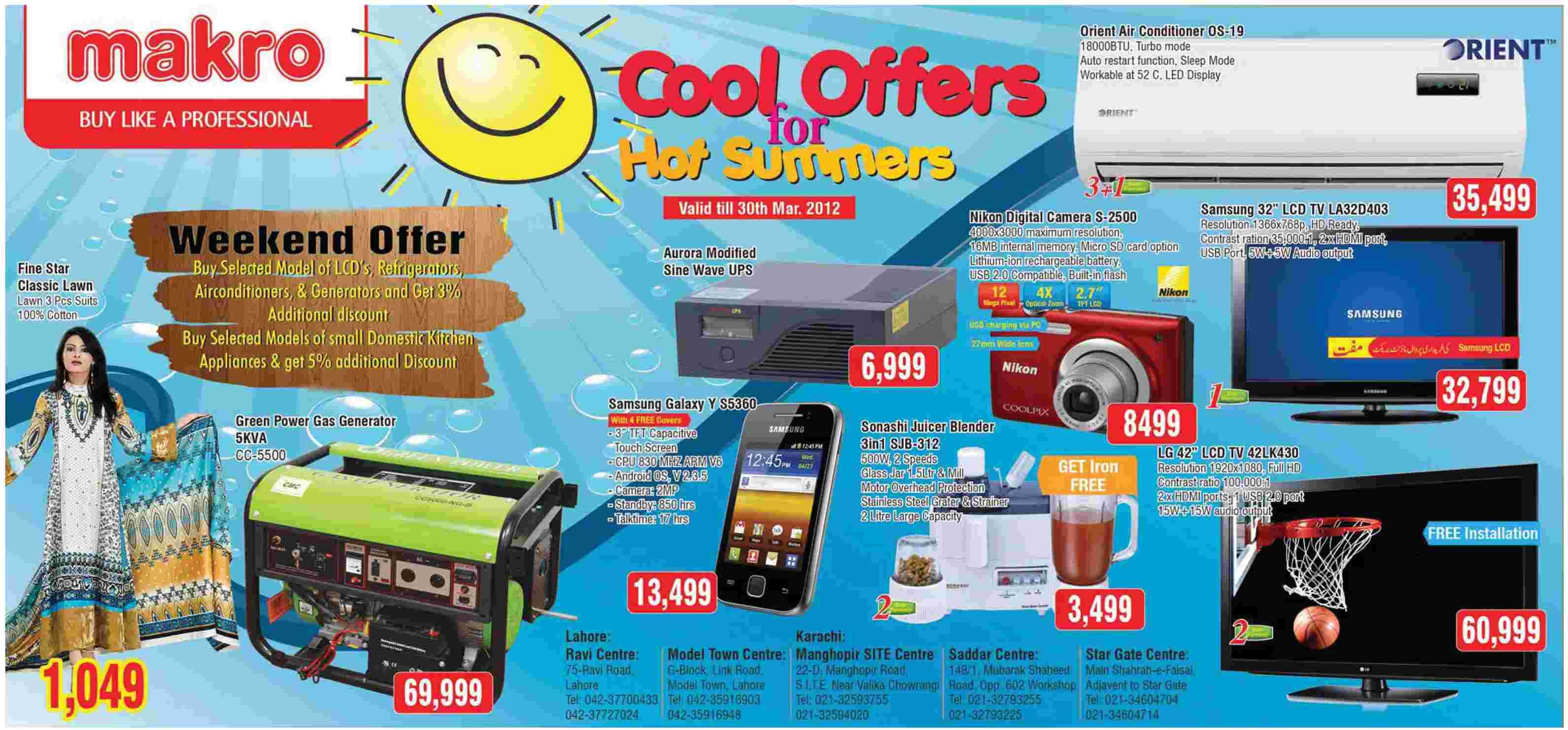 Deals In Pakistan 187 Home Appliances
