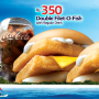 McDonald's Pakistan Filet-o-Fish Offer