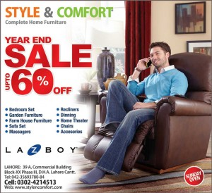 Deals In Pakistan 187 Style Amp Comfort Furniture Lahore Sale