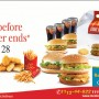 McDonald's Pakistan Chicken Value Share Box Deal / Offer February 2014