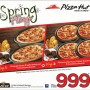 Pizza Hut Pakistan Spring Fling Deals 2014 April