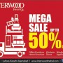 Interwood Sale 2014 June Islamabad Lahore Karachi