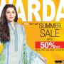 Warda Prints Summer Sale 2015