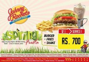 Fat burger karachi iftar deals : I9 sports coupon