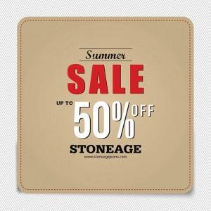 Stoneage Summer Sale 2015