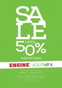 Engine Spring / Summer Sale 2015