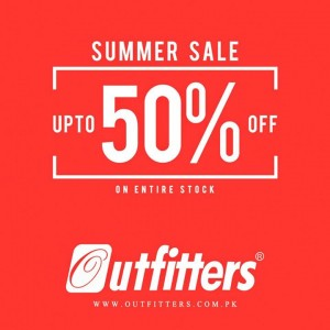 Outfitters Summer Sale 2015