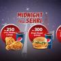 KFC Midnight Ramadan Deals 2015