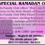 Jacaranda Family Club Iftar Deal 2015