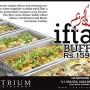 La Atrium Lahore Iftar Deal 2015