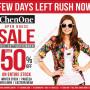 ChenOne Sale September 2015