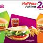 McDonalds Pakistan Value Meals 2015 Prices