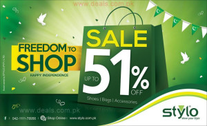 Stylo Sale August 2015 Shoes, Bags & Accessories